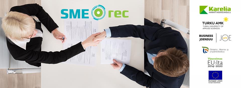 SMEREC – Rekrytaitoja yrityksille!